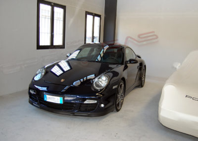 Porsche 911 Turbo Coupè