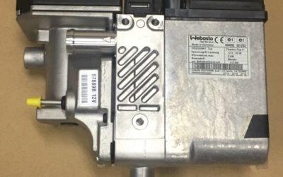 Riscaldamento supplementare Porsche Cayenne